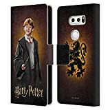 Head Case Designs Officiel Harry Potter Ron Weasley Chamber of Secrets IV Coque en Cuir à...