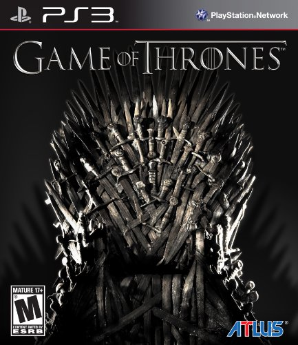 Game of Thrones Art Book Bundle PS3 US