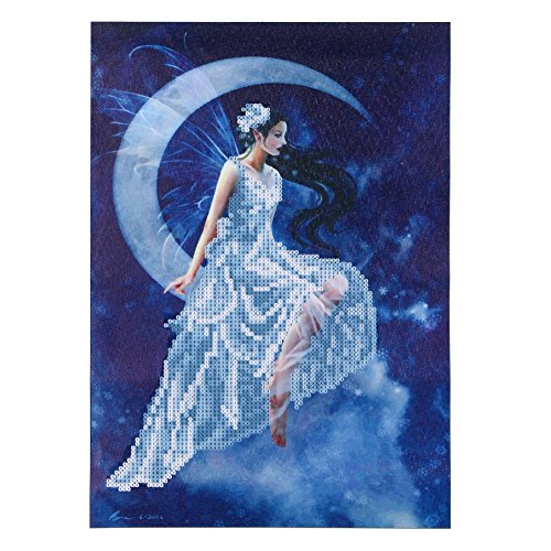 Demiawaking 5D Kreativ-Set für Diamantmalerei, Wandbild zum Selbermachen, Dekoration für zu Hause