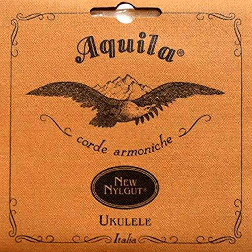 Aquila 16U - Ukulele TENOR Low-G Tuning - G4 (entorchado), una sola cuerda