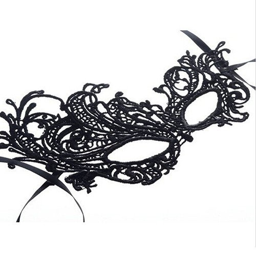 P S Retail Woman's Masquerade Eye Mask - Set of 1 (M2)