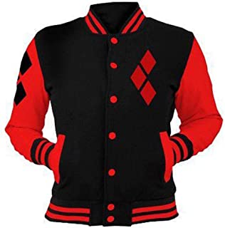 O-will Halloween Cosplay Costumes Button Up Casual Jackets Fleece Outerwear for Adults