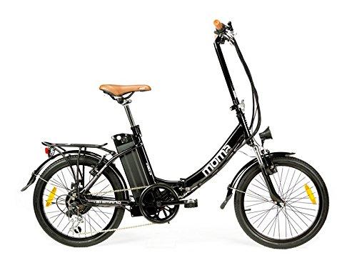 Moma Bikes Vélo Electrique VAE Pliant De...
