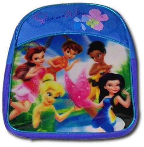 Disney Fairies Minni 3d Sac à dos pour enfant – rapide comme un Clin d'œil