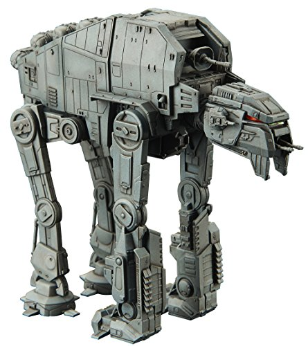 Vehicle Model 012 Star Wars AT-M6 Plastic Model Bandai Maqueta