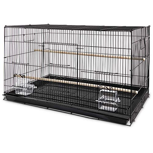 Petco Brand - You & Me Finch Rectangle Flight Cage, 30 in