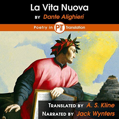 La Vita Nuova (The New Life) audiobook cover art