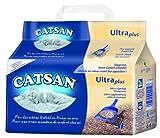 Catsan Ultra Klumpstreu 5 Liter, 4er Pack (4 x 5 l)