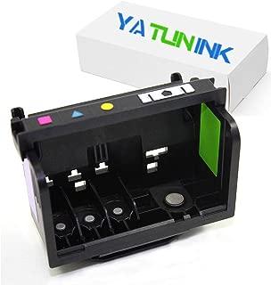 YATUNINK Premium Remanufactrured Printhead Replacement for HP 564 4-Slot Printhead for Photosmart B110a B210a B109a C410a C510a D5460 Printer (1Pack)
