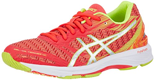 ASICS Gel-DS Trainer 22 NC, Sneakers Donna, Rosa (Diva Pink/Silver/Safety Yellow), 37 EU