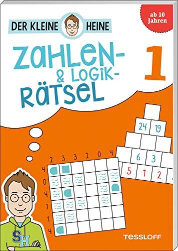 Der kleine Heine Zahlen- und Logikrätsel 1. Ab 10 Jahren: Kniffliger Rätselspaß