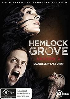Hemlock Grove: Season 3 [NON-USA Format / PAL / Region 4 Import - Australia]