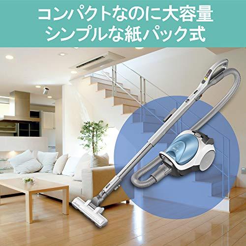 三菱電機Be-K日本製紙パック掃除機小型軽量ブラシ(水洗い可)TC-FXG5J-A
