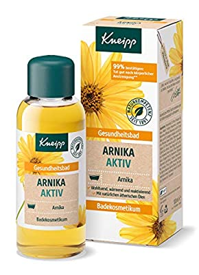 Kneipp Gesundheitsbad Joint and Muscle Soak, Arnica, 100ml, Pack of 1 from Kneipp-Werke GmbH & Co. KG