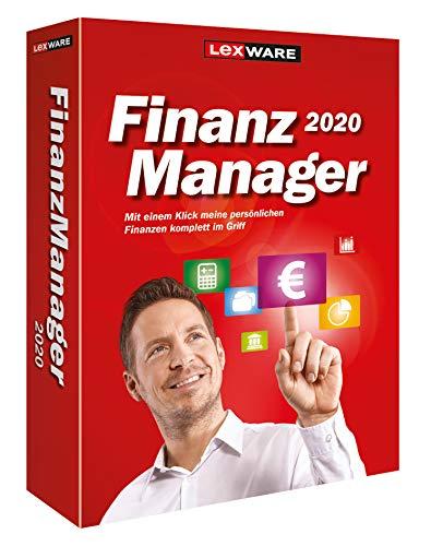 Lexware FinanzManager 2020: Mit einem Klick die Finanzen fest im Blick!