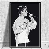 nr Heiße Justin Bieber Mode Pop Musik Sänger Star Poster