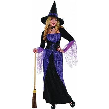 Christy`s 996222 - Disfraz de bruja para mujer (adulto): Amazon.es ...