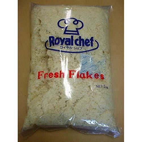 ロイヤルシェフ 生パン粉FRフレークス 2kg【冷蔵】【UCCグループの業務用食材 個人購入可】【プロ仕様】