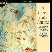 Enescu: Violin Sonatas (2002-07-09)