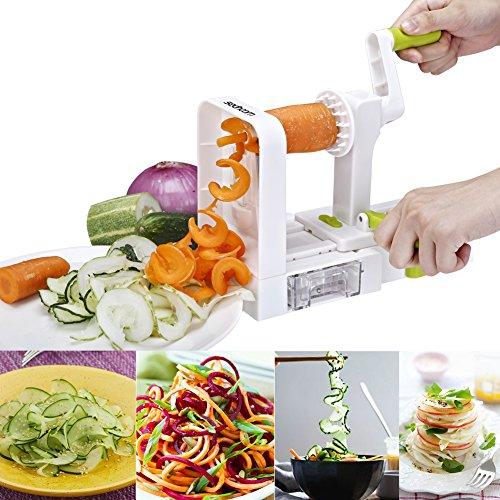 Trancheur de Légumes 5 Lames Sedhoom - Modèle 003791 - 3