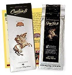 kopi luwak trung nguyen coffee