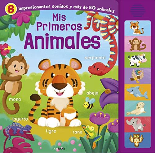 Mis primeros animales: 1 (LIBRO SONORO)