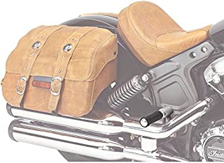 Indian Scout Passenger Footpegs Black - 2882251-626