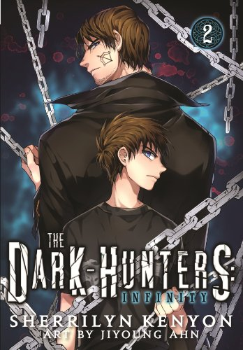 The Dark-Hunters: Infinity, Vol. 2: The Manga (Chronicles of Nick Book 1) (English Edition)