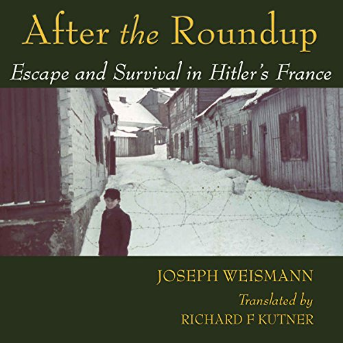 After the Roundup audiobook cover art