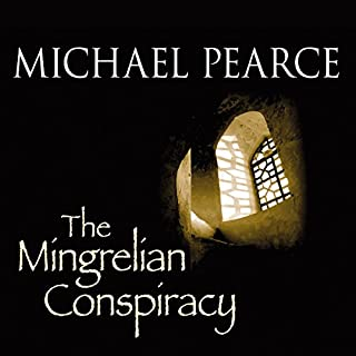 The Mingrelian Conspiracy audiobook cover art
