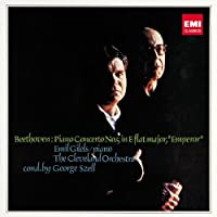 Emil Gilels - Beethoven: Piano Concerto No.5 [Japan LTD HQCD] TOCE-91084 by Emil Gilels