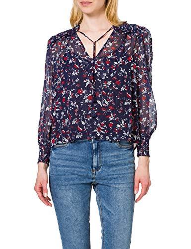Pepe Jeans Emilia Blusa, 0aamulti, XL para Mujer