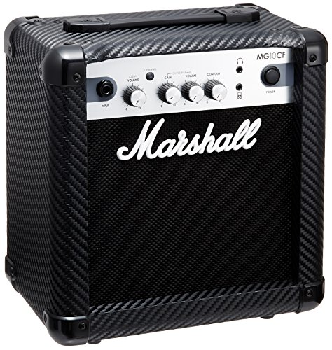 Marshall MG4 Carbon Series MG10CF 10 Watt Guitar Combo Amplifier with 2 Chann...