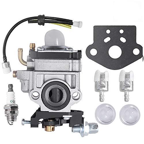 Anxingo Carburetor for Echo PB260L SHC260 SHC261 SRM260S SRM -261S PPT-260 Walbro WYJ-138 WYK-186 Shindaiwa T242X T242 Trimmer A021000460