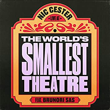 Live at the world's smallest theatre [Live]