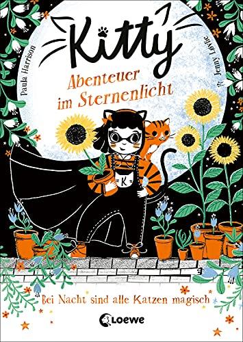 Kitty (Band 3) - Abenteuer im Sternenlicht: Kinderbuch zum ersten Selberlesen ab 7 Jahre (German Edition)