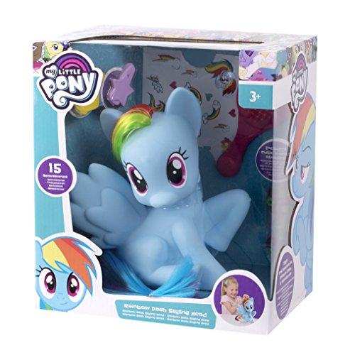 Hasbro My Little Pony Rainbow Dash Styling Doll