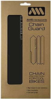 All Mountain Style High Impact Chain Guard – Protect chain and seat stays of XC, Gravel, Cross and Road bikes from impacts, scratches and chain rubbing