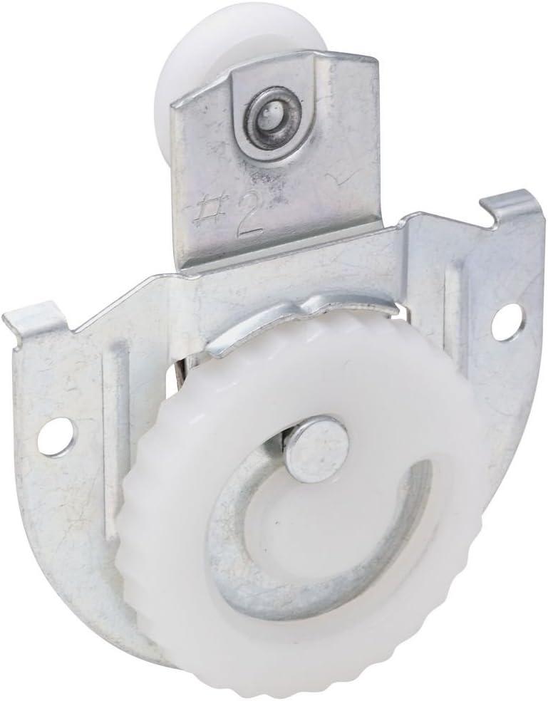 National Hardware N344-853 V794 Sliding 2021 model in Zinc Hangers Recommendation Door pla