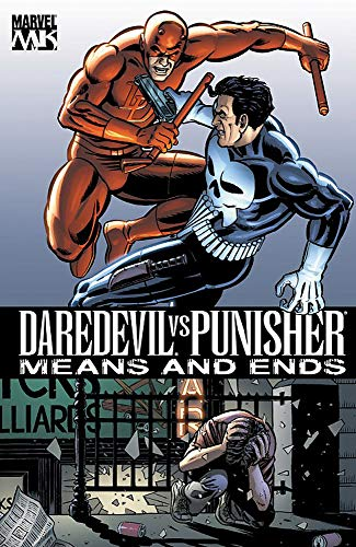 Daredevil vs. Punisher: Means & Ends (New Printing)