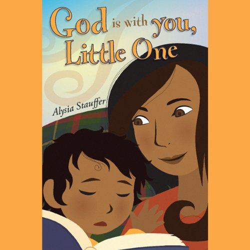 God Is With You, Little One copertina