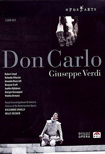 Verdi - Don Carlo [2 DVDs]
