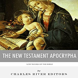 Lost Books of The Bible: The New Testament Apocrypha cover art
