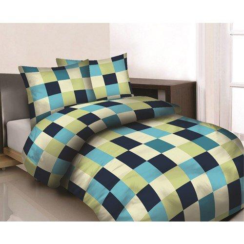 Maxi & Mini–Ropa de cama de Prestige–Juego de funda nórdica mosaicos 160x 200+ 2fundas 70x 80–100% algodón (02)