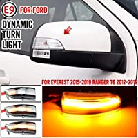 AL 対応車種: フォード/FORD用 レンジャー T6 2012-2019 ラプター エベレスト LED ダイナミック ターンシグナルライト シーケンシャル AL-JJ-6859