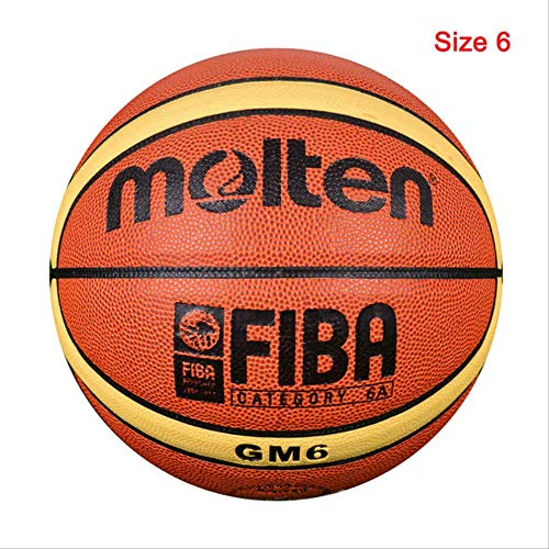 Purchase Vincent New Basketball Ball Official Size 7/6/5 Pu Leather Outdoor Indoor Match Training Me...
