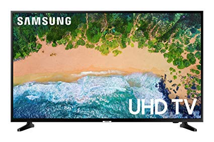 Samsung Smart TV 50' 4K UHD UN50NU6950FXZA (Renewed)