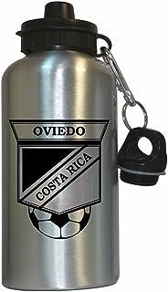 Bryan Oviedo (CostaRica) Soccer Water Bottle Silver
