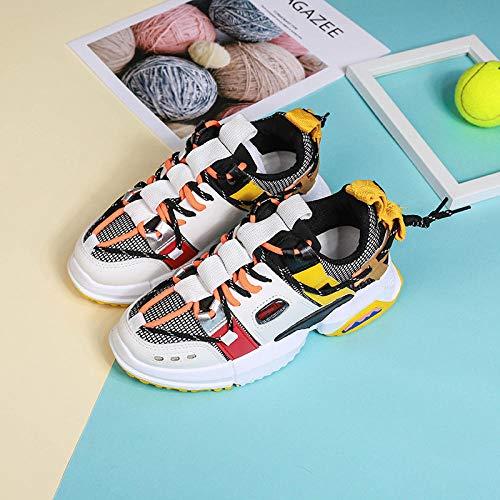 Dames Sneakers Loopschoenen Comfortabele Lente en Herfst