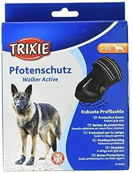 Trixie Bottes de Protection pour Chien Walker Active L- XL
